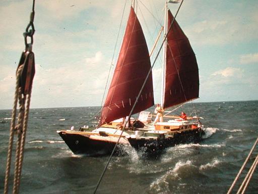Tortuga in 1976