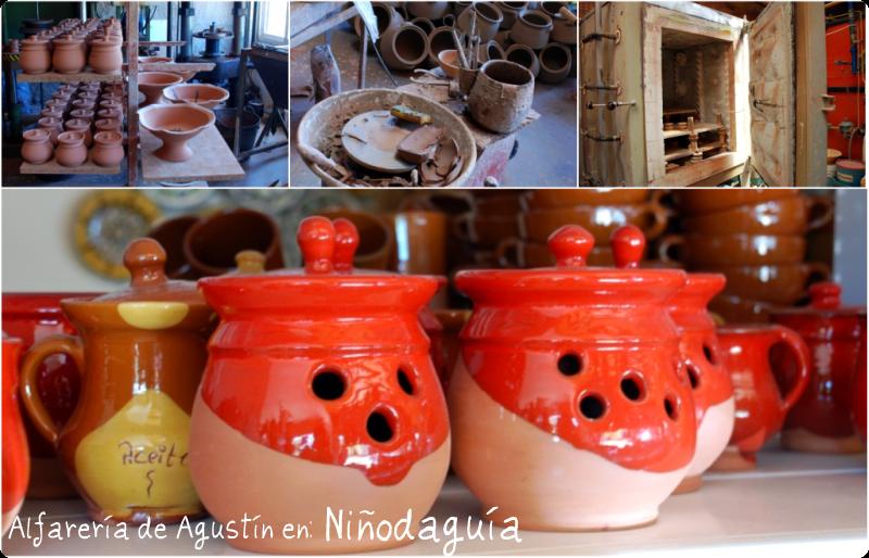 Alfarería artesanal de Agustín de Niñodaguía - VelocidadCuchara.com