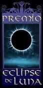Este blog tiene el premio Eclipse de luna