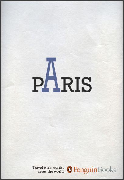 Penguin Books viaje Paris