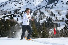 Sasquatch snowshoe series FEB 14TH