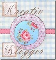 Premio Blogger Kreativ