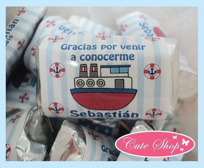 RIQUISIMOS CHOCOLATES PARA EL NACIMIENTO DE TU BEBE
