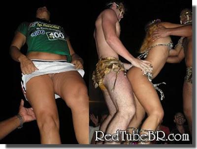 Fotos Amadoras Sexo no baile funk