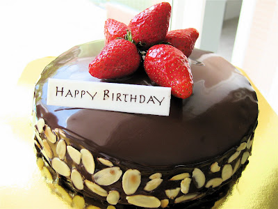 Cake Images With Name Sunny : For the Sake of Bake: Sunny s Birthday cake