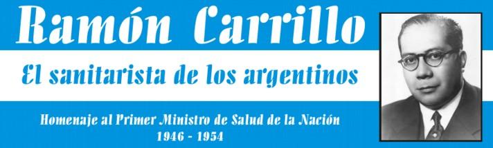 Ramon Carrillo, el sanitarista de los argentinos