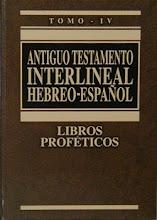 BIBLIAS RECOMENDADAS  A.T.