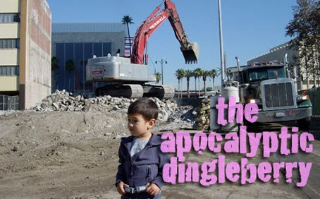 The Apocalyptic Dingleberry