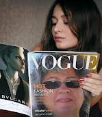 Me on Vogue cover