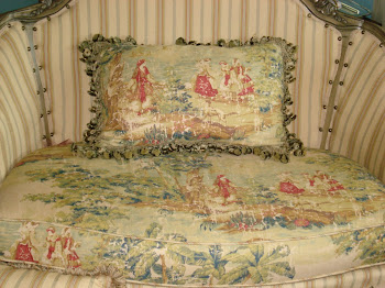 toile de juoy settee
