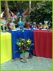 Altar en Quibayo