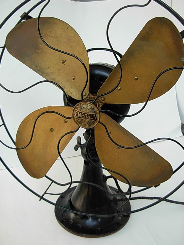 First Electric Fan : First air conditioner invented