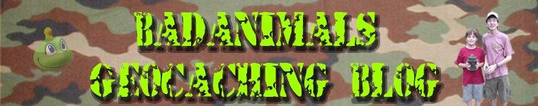 BadAnimals' Geocaching Blog