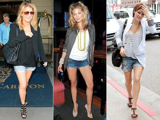 Bay Bayan Pantolon ve Blazer Ceket Tercihleri