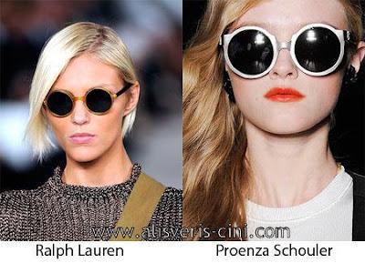 2009 Yaz Modası Güneş Gözlükleri...