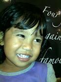 My lil princess Yasmin Qaisara