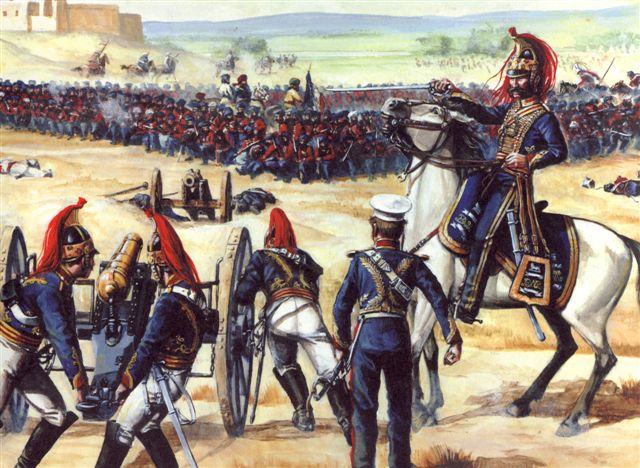 Battle of Aliwal 1846