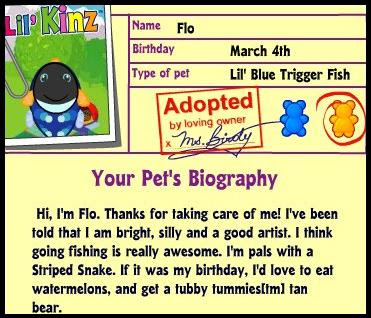 The wonderful world of webkinz our 50th post and webkinz for Ainbowray canape