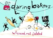 I am a Proud Member of The Daring Bakers
