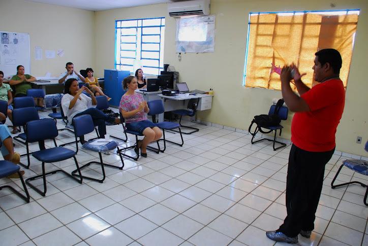 CAS CAPACITA NOVAS TURMAS DE PROFESSORES DA REDE ESTADUAL DE ENSINO