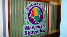 The best shaved ice is in Maui