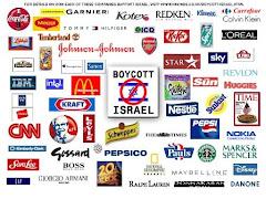Jom boikot Israel/Zionis!