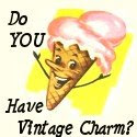 Vintage Charm Studio Website