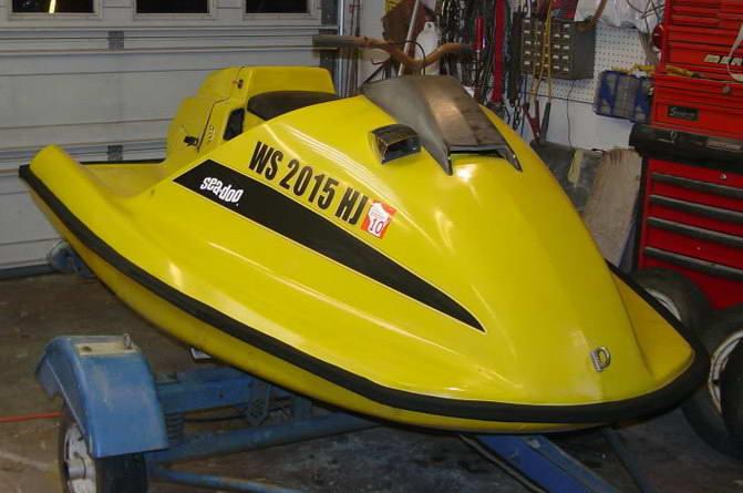 Sea-Doo® model 320