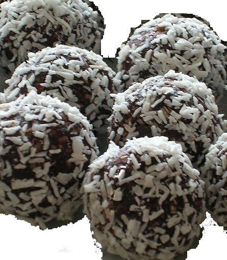 kokosbollar recept utan kaffe