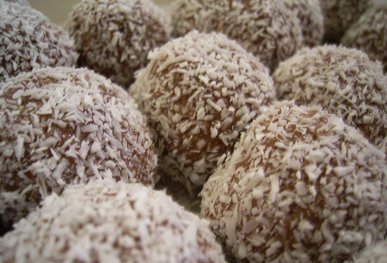 chokladbollar utan vaniljsocker recept