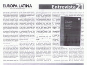 Entrevista Octubre 2010