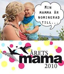 VEM BLIR ÅRETS HJÄLTEMAMA 2010?