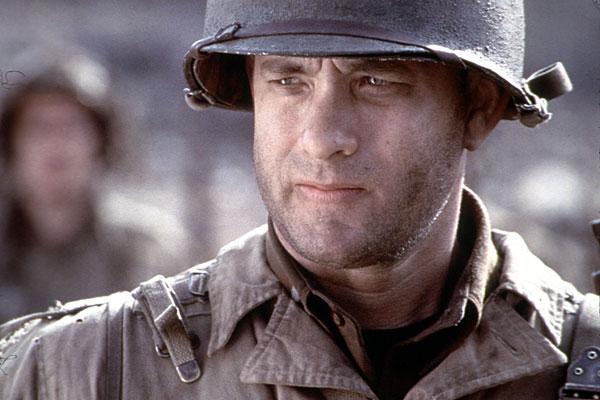 M Hanks Saving Private Ryan