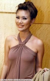 Aline Began Her Career As A Model Since  When He Joined The Senior School Model Belonging Mode Okky Asokawati World Model That Unlocks The World At