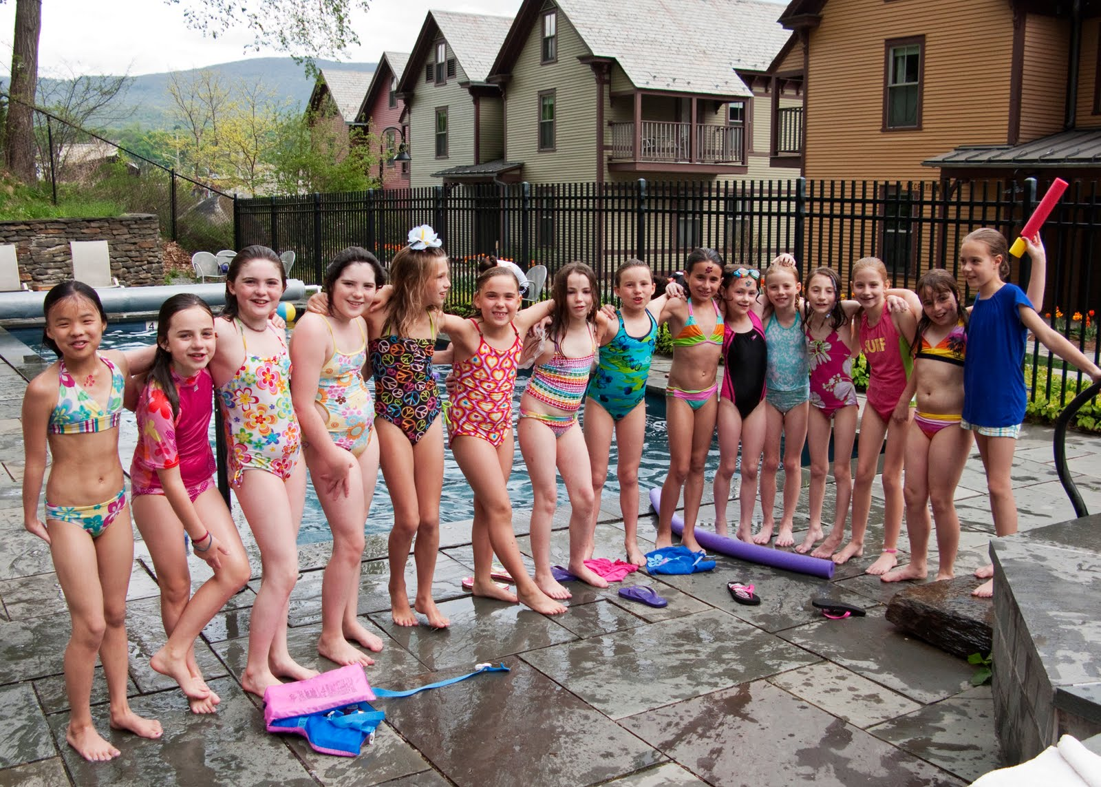 Naked 6th grade girls naked image