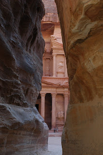 Petra, travel, Jordan, Indiana Jones