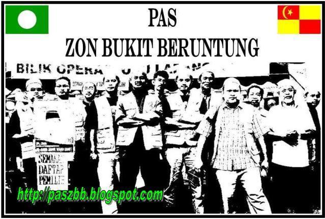 PAS Zon Bukit Beruntung Hulu Selangor