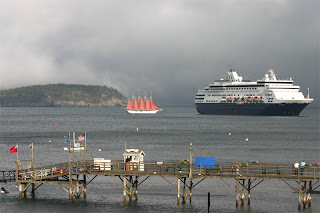 Cruise Control - Cruise ship bar harbor