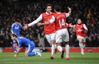 arsenal beat chelsea 3-1