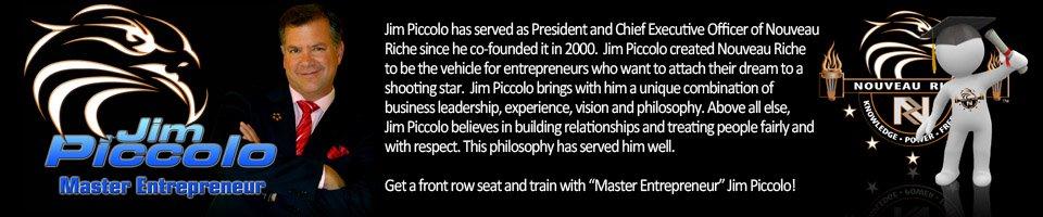 Nouveau Riche and Jim Piccolo