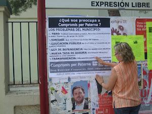 Campanyes al carrer