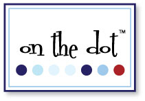 dot talk - on the dot blog