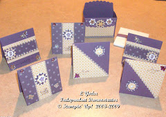 Mini Gift Card Set