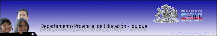 Departamento Provincial de Iquique