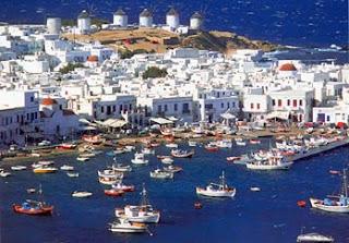 Grécia!