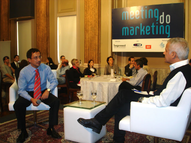 Palestra na Federasul - Meeting do Marketing