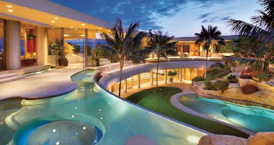 75 Million Dollar Beach Mansion -