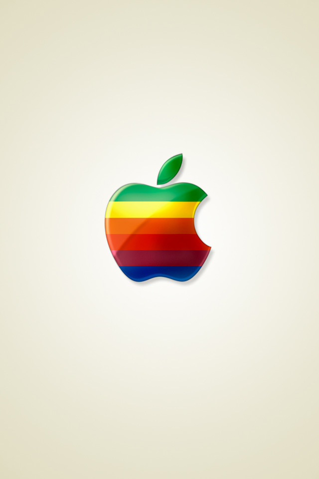 apple logo jobs