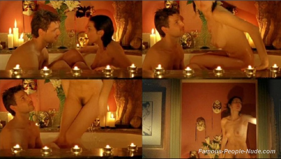 gina bellman nude scene