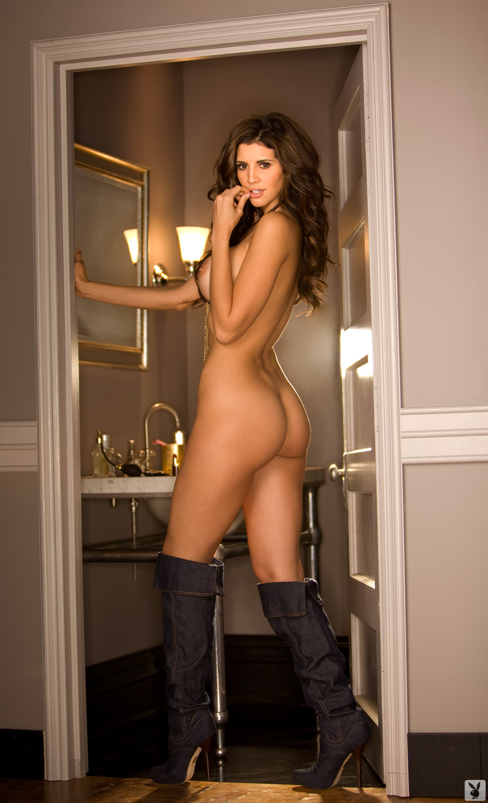 sexy top celebrity photos hope dworaczyk nude